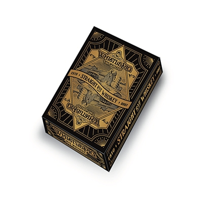 WhistlePig Playing Cards